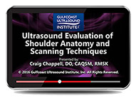 CME - Ultrasound Evaluation of the Shoulder