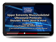 CME - Upper Extremity Musculoskeletal Ultrasound Protocols